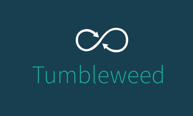 Resultado de imagen de opensuse tumbleweed logo