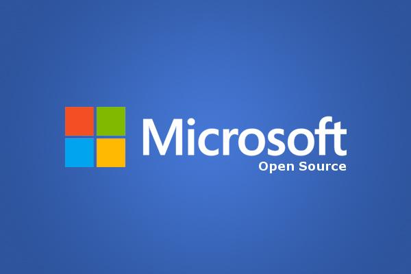 microsoft opensource