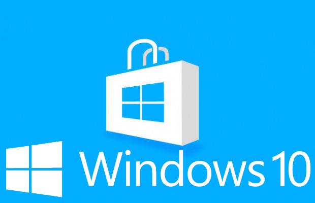 tienda de windows 10