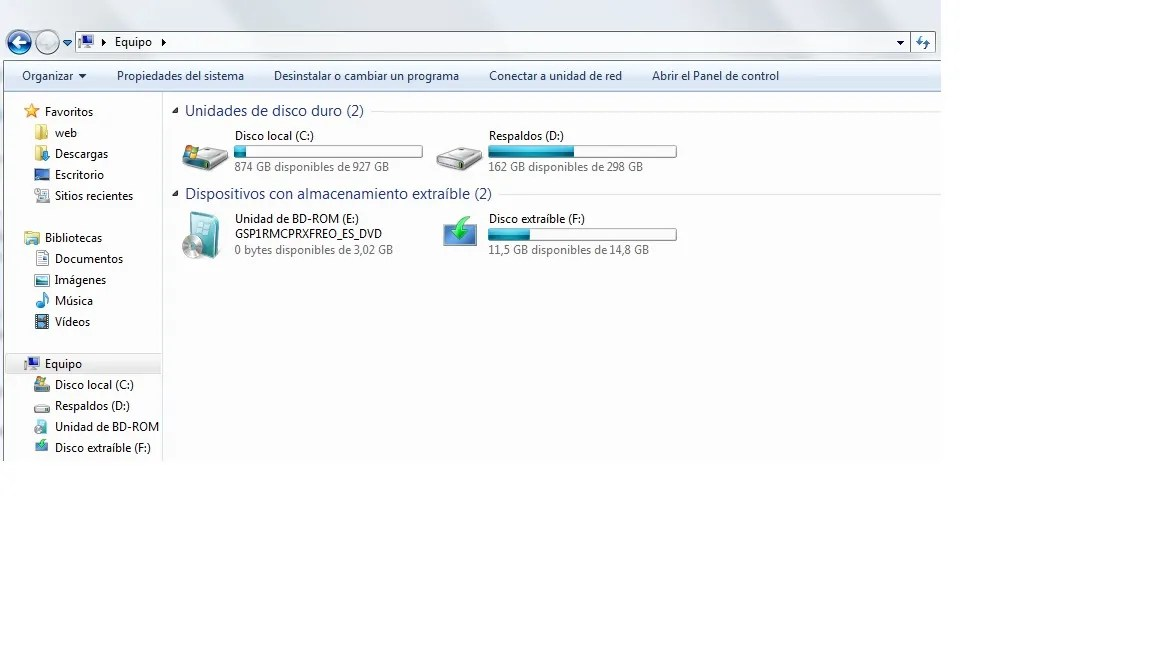 crear usb booteable windows 7