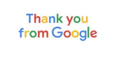 google aniversario