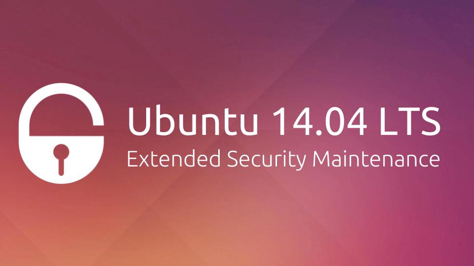 ubuntu esm
