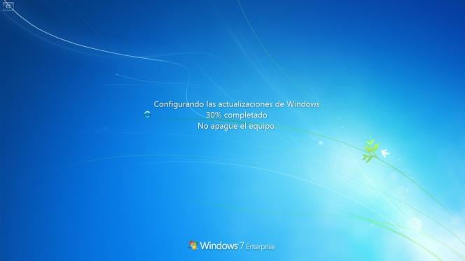 recientes actualizaciones windows