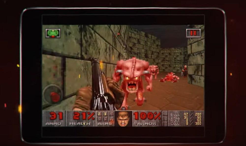 Doom 2 movil