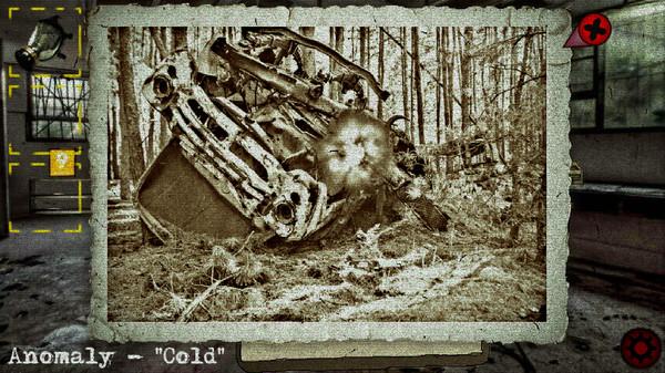 Escape from Chernobyl anomalia