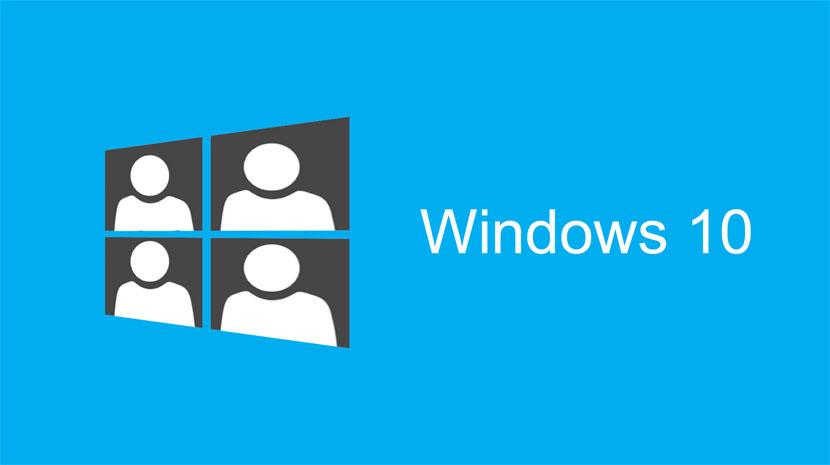 cuentas locales windows 10
