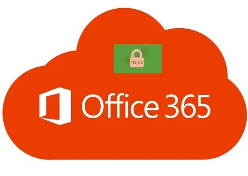 office 365 tls