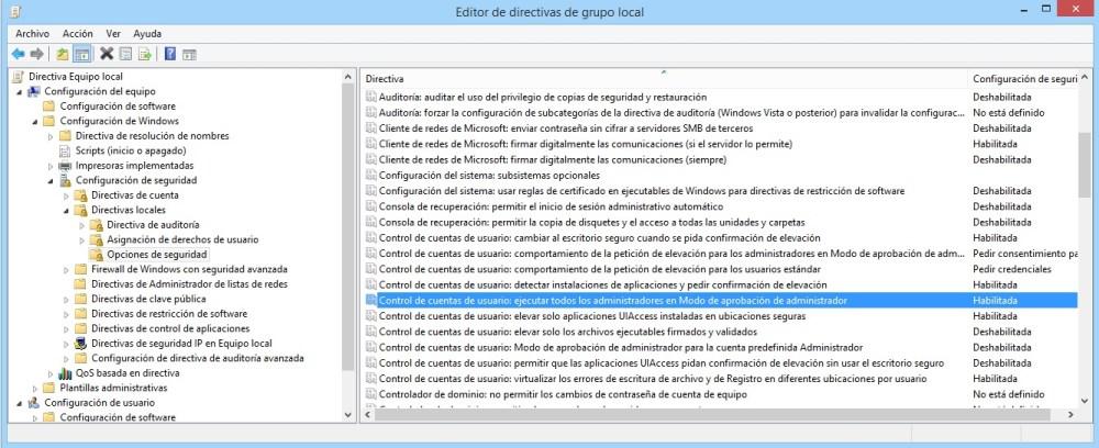 bug windows 7 gepedit solucion