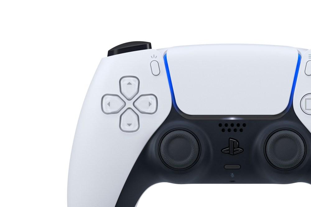 control DualSense playstation 5 microfono