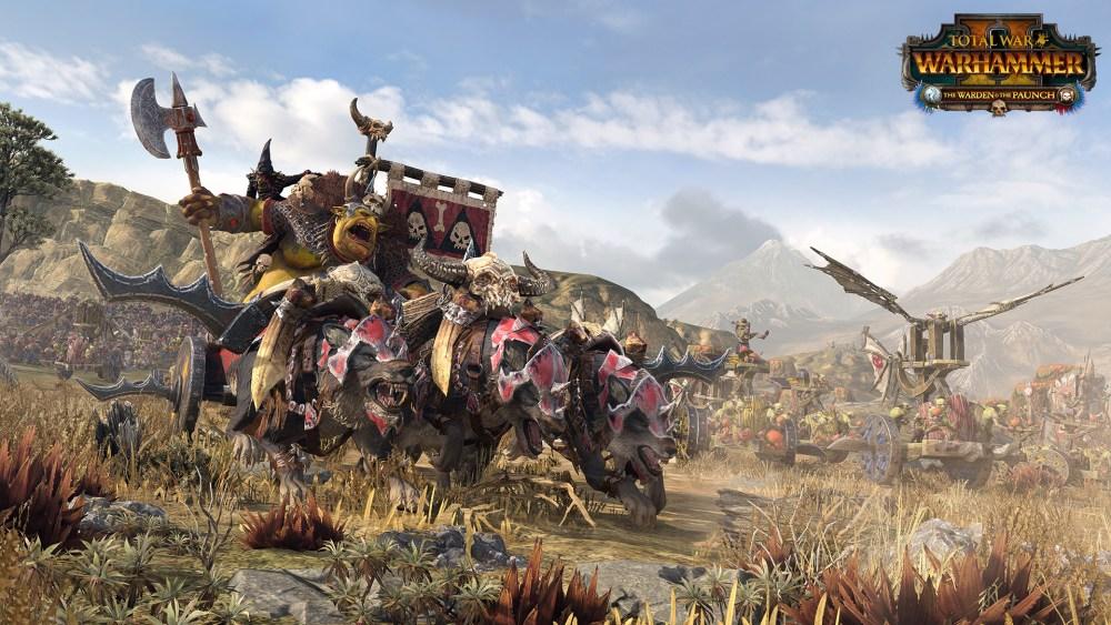 Warhammer II Warden Paunch