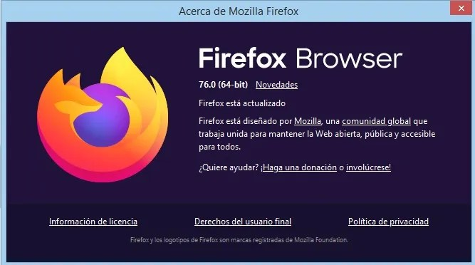 firefox browser 76.0