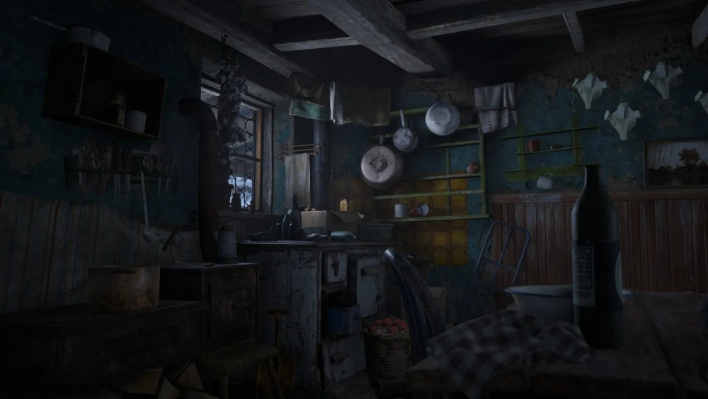 Resident Evil 8: Village entorno