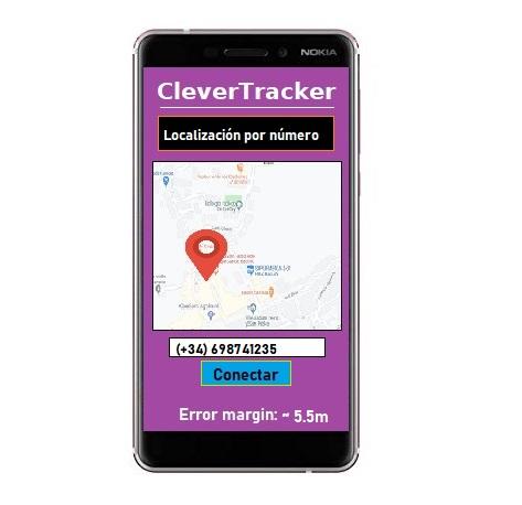 Localizar un móvil remotamente telefono satelite