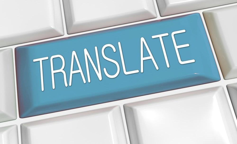 Servicio de traducción