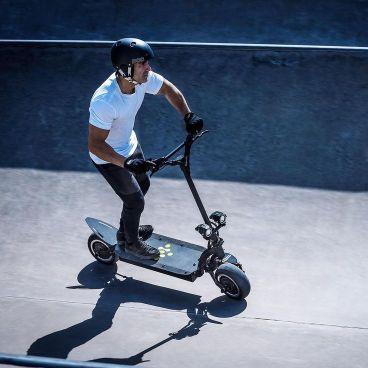 patinete eléctrico micromovilidad