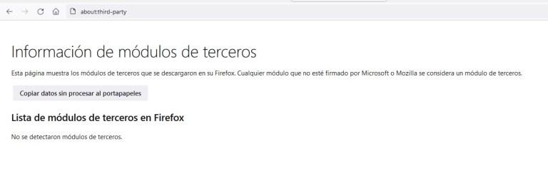 nueva opcion firefox browser 90