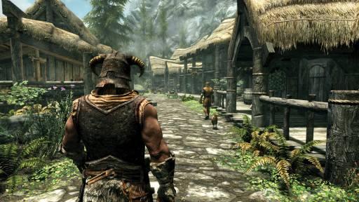 aldeas en The Elder Scrolls V