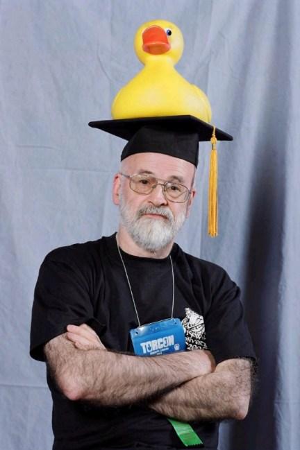 Terry Pratchett, el humor en la literatura fantástica