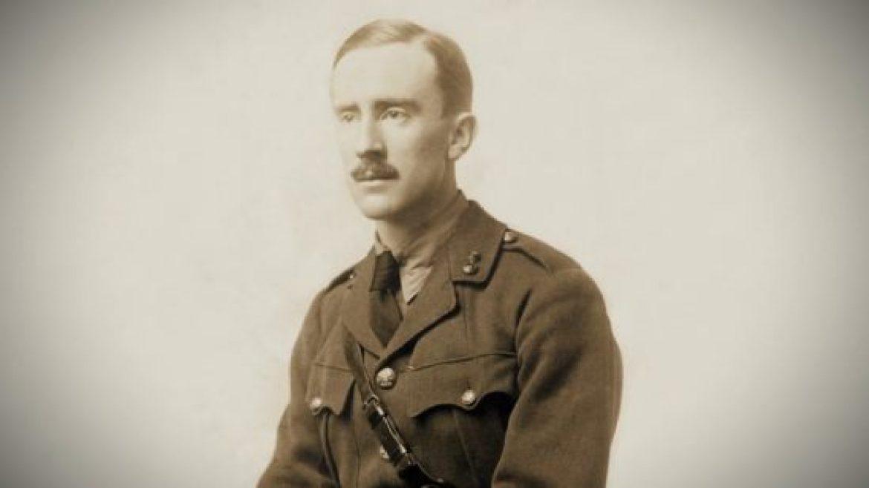 Tolkien en 1916