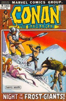 Conan el bárbaro (Integral)