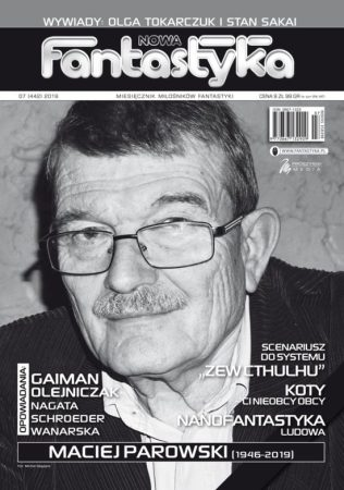 Fallece Krzysztof Sapkowski