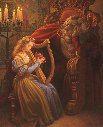 The Beauty and the Beast, Scott Gustafson