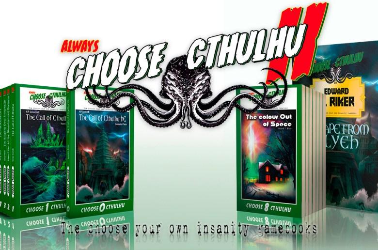 Choose Cthulhu II
