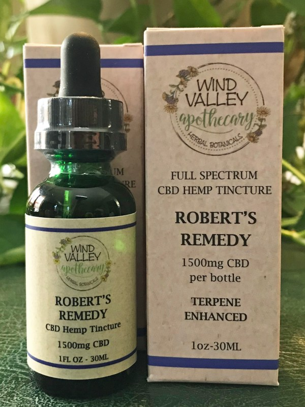Picture of Robert's Remedy Tincture