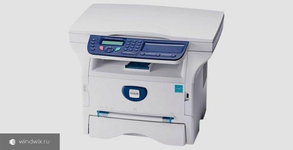 Xerox Phaser 3100 MFP драйвер Windows 7 - как скачать и ...
