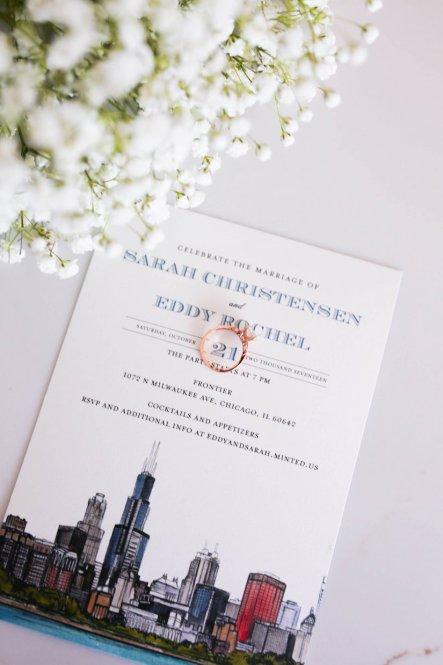 Sarah-Lagens-Chicago-wedding-invitation-