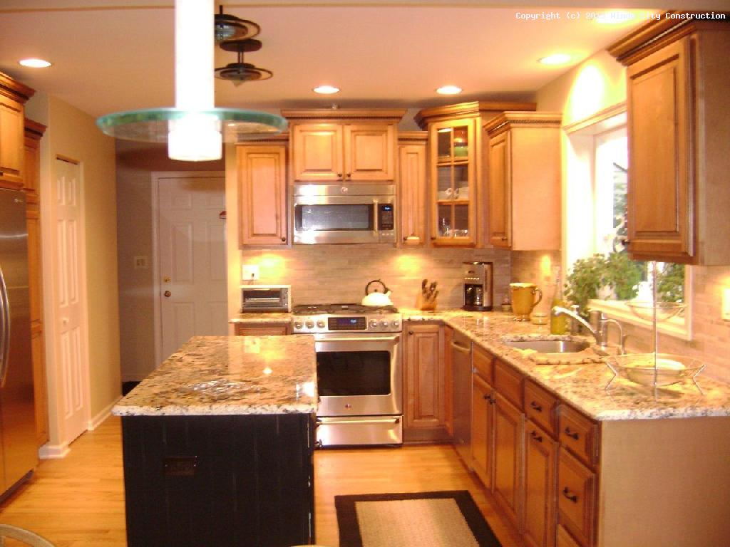 kitchen makeover ideas windycity construction design on kitchen design remodeling ideas better homes gardens id=53197