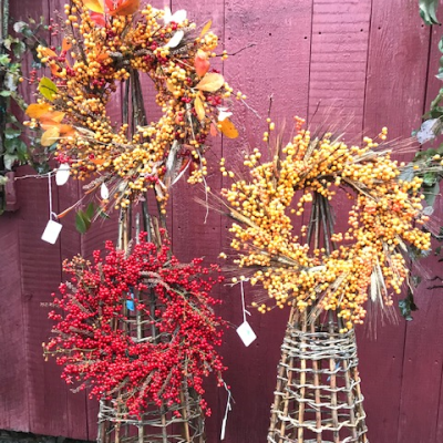 Winterberry Arrangements – November 2, 2018