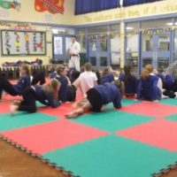 Judo in the Beeches