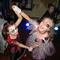 Halloween Disco - Years 4, 5 and 6