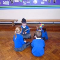 E safety workshop in Year 2