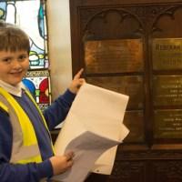 WW1 History Detectives at St Alban's Church