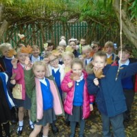Autumn poem inspiration in Robins!
