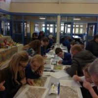 Monitoring of History and Geography