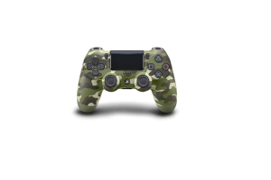 SONY Dualshock 4 | Wireless Controller Bluetooth Game pad for PS4 [GREEN CAMMO]