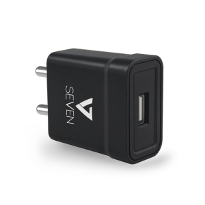 V7 5V 2.1A USB Wall Charger Adapter Fast Charging