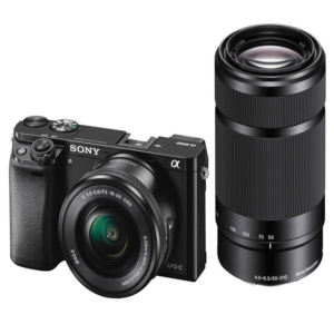 Sony Alpha ILCE-6000Y With 24.3MP /...