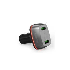 Anker PowerDrive + 42W Quick Charge...