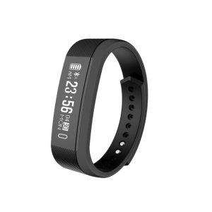 Ambrane Wearable Fitbit Smart Band (AFB-20, Black)