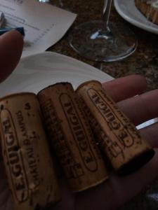 La la lovely corks