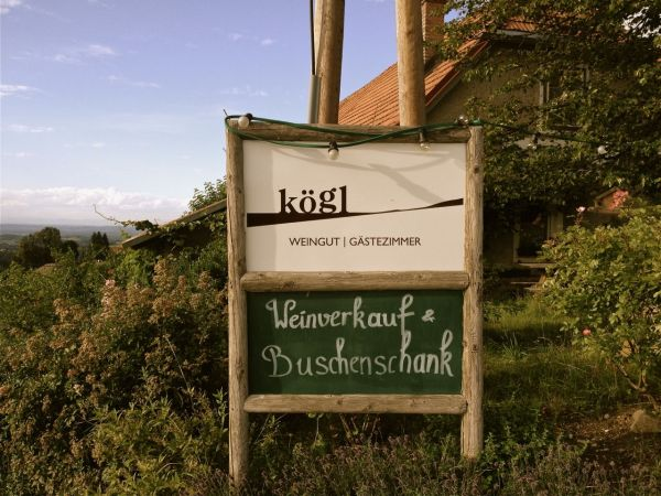 Welcome to Weingut Kögl