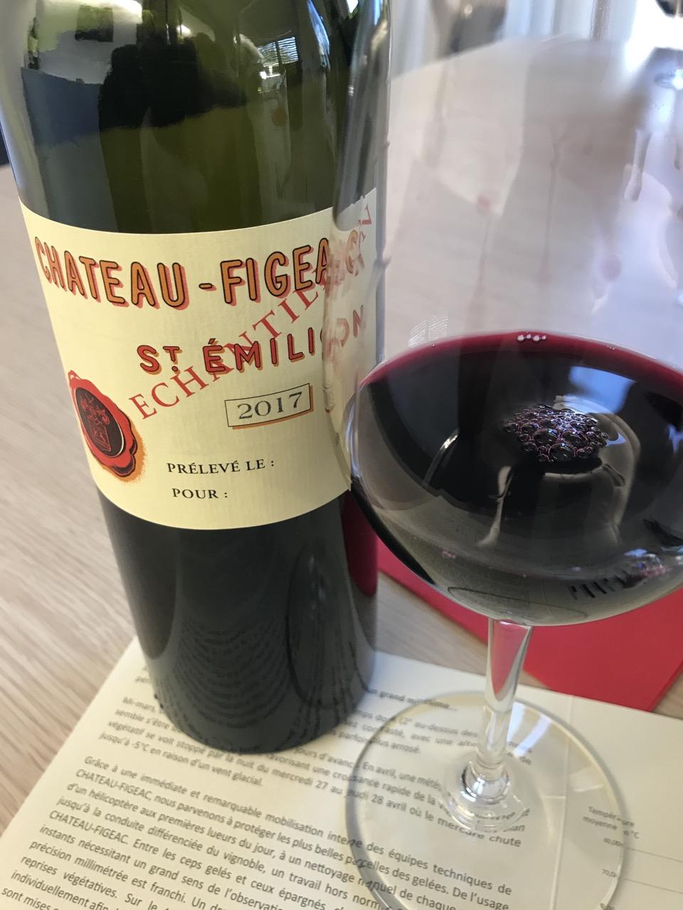 Freshness from Saint Emilion: Bordeaux 2017 from barrel