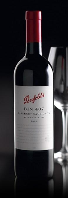 Penfold's Bin 407