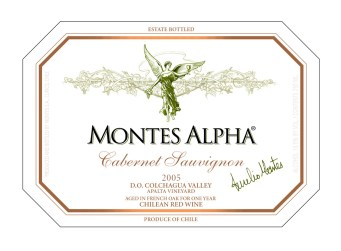 Montes Alpha Cab