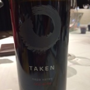 Taken Napa Red Blend