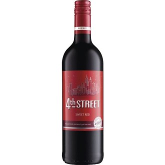 4Th Street Sweet Red Wine -75CL – Wine360